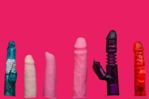 5 best types of dildos for matching every girl's Urge
